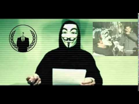 ANONYMOUS - EMERGENCY ALERT - 2015