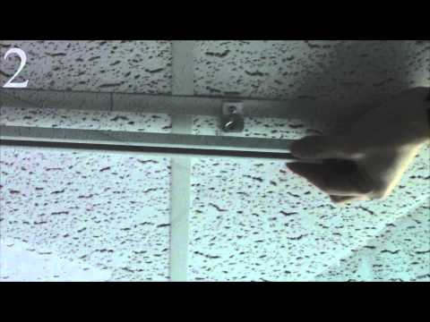 Health Care Curtain Track Installation Guide