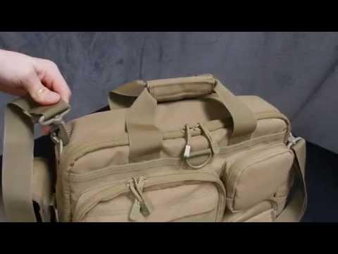 Condor 153 Briefcase Review (Tan)