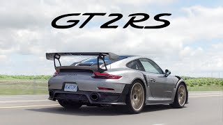 2018 Porsche 911 GT2 RS Review - The Fastest Car In The World