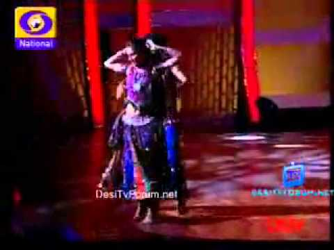 Deepak And Pankti Performing Rajasthani Bollywood On Banthan Chali Dekho Bharat Ki Shaan Lets Dance. video