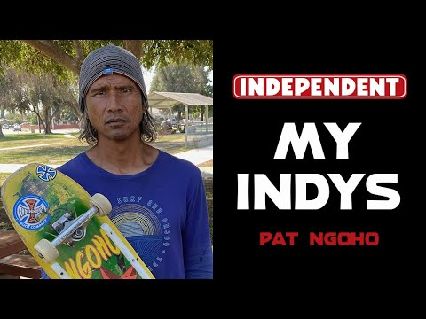 Pat Ngoho Grooves Deep Into The Axle  | My Indys