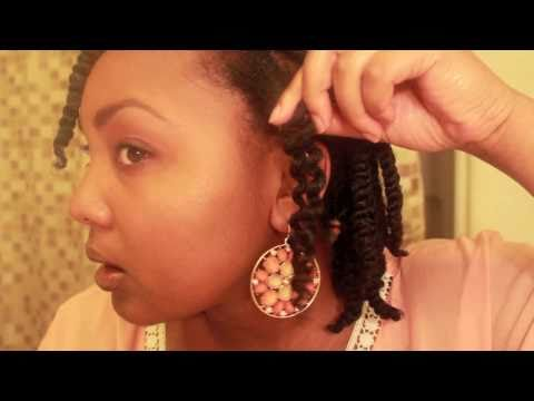 Dry Twist Out