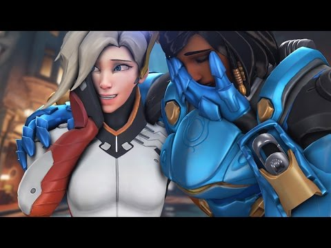 Overwatch Best Moments #40