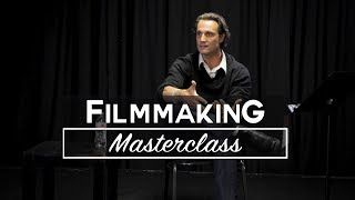 Script Development and Feature Film Production - Mark Heidelberger [FILMMAKING MASTERCLASS]