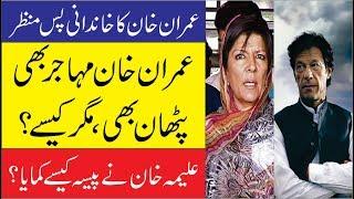 Family background of Imran Khan | How Aleema Khan became rich