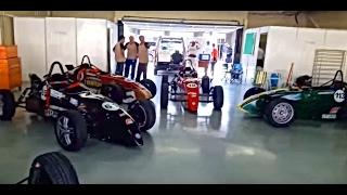 Resultado da corrida na Formula Vee em Interlagos