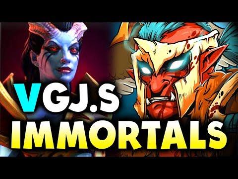 IMMORTALS vs VGJ.S - NA GRAND FINAL - DreamLeague 9 DOTA 2