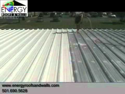 Techo de chapa super youtube - Aislante para techos ...
