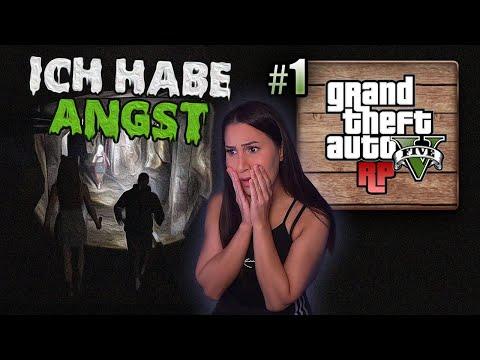 ICH spiele das erste mal GTA RP - Die HORROR Höhle 😱 (Folge 1)