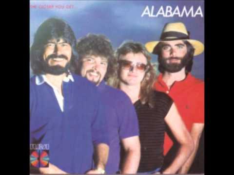 Alabama - Lady Down On Love