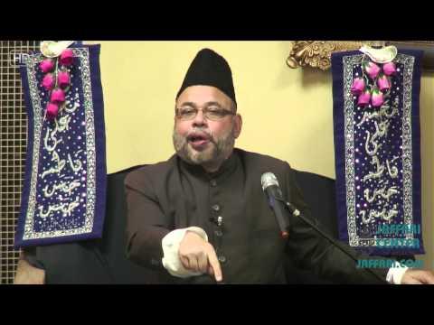 Maulana Sadiq Hasan Majlis 2 1434 Jashn-e-Wiladat Bibi Fatema Zehra (S.A)