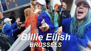 Touring with Billie Eilish | SHOW 7 Brussels Belgium