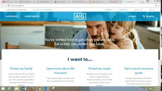 AIG's Promise