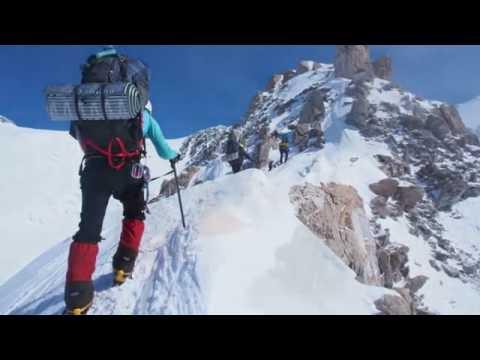 Denali 2016 - Highlights (Bill Bradley Climbs the Coldest Mountain in the World)