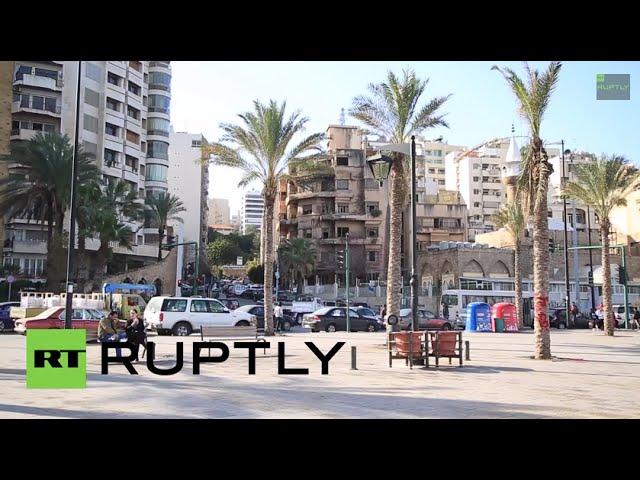 Lebanon: NO FEAR in Beirut as Israel-Hezbollah tensions escalate