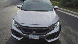 New 2019 Honda Civic Washington DC MD Chantilly, DC #HCKU226335