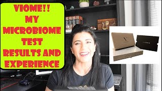 Viome Gut Microbiome Test Review and Results. Chronic Illness AutoImmune Disease Diet  Life Style