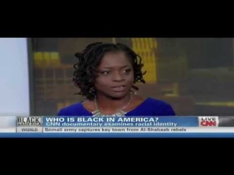 Who is Black in America panel on Starting Point with Soledad OBrien