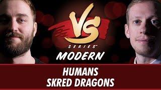 07/12/2018 - Ross VS Stevens: Humans VS Skred Dragons [Modern]