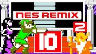 NES REMIX 2 # 10 ★ Zelda II: The Adventure of Link - Quer durch Hyrule [HD]