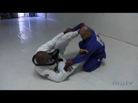 Shin Sweep from the Spider Guard - TBJJ.tv Image 1