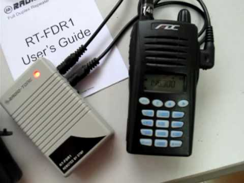 Radio-tone RT-FDR1