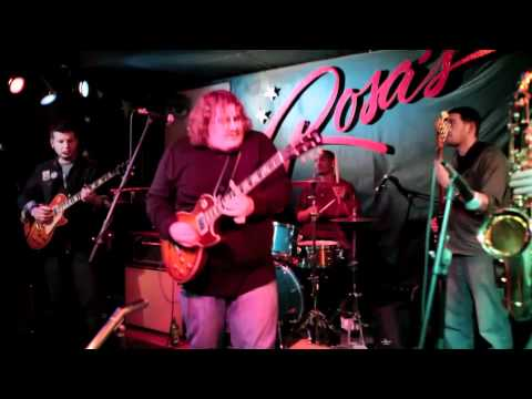 Rob Blaine - Cherry Red Wine (Luther Allison) live at Rosa's Lounge
