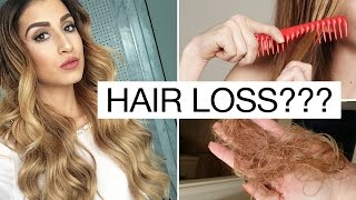 24 MIND-BLOWING Reasons For Hair Loss & How To Prevent It!