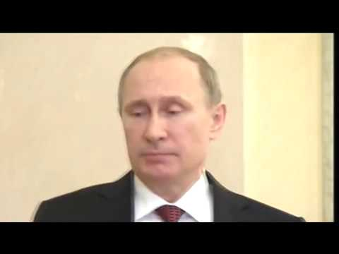 News Today 13 02 2015 Vladimir Putin on the results of the negotiations in Minsk