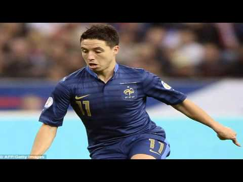 Samir Nasri NOT included in France's World Cup squad