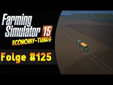 LS 15 Economy-Times (Kreis Unna) #125 WeRTLos ★ Let's Play Landwirtschaft Simulator 15