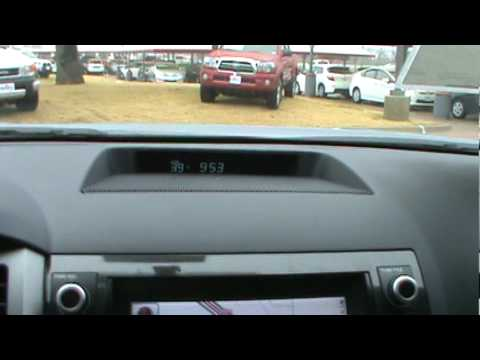 2010 Toyota Tundra Platinum Walkaround for Rod