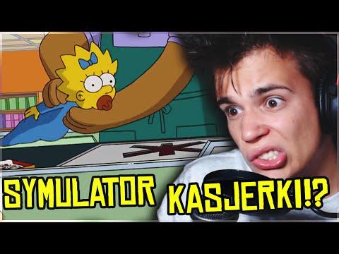 SYMULATOR KASJERKI!? | DWIE DZIWNE GRY :(