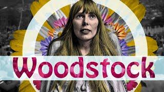 Joni Mitchell's Woodstock