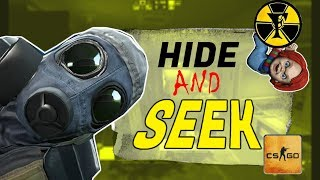 HIDE AND SEEK | FUNNY MOMENTS | (CS:GO) [TAGALOG]