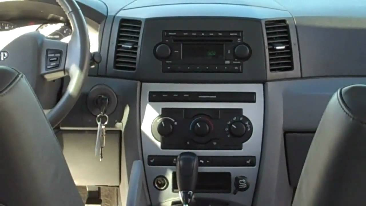 2005 Jeep Grand Cherokee Rocky Mountain Edition YouTube