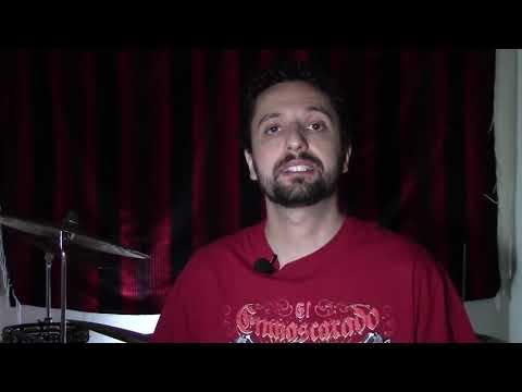 Conheça bateristas canhotos que tocam de forma estranha