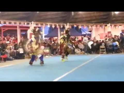 Sarcee 2013 Teen Boys Traditional Ty-breaker video