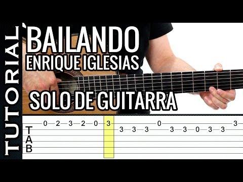Como tocar Bailando de BAILANDO Enrique Iglesias ft Gente de Zona descemer guitarra acordes