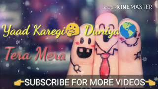 download lagu Yaara Teri Yaari Ko Friends Forever Whatsapp Status S gratis