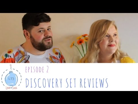 Love to Smell Episode 2: Perfume Discovery Sets