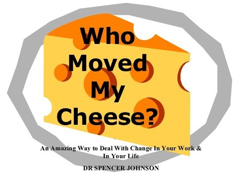 who moved my cheese questionaire