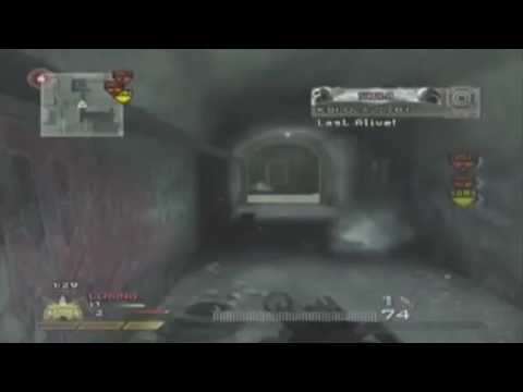 *OLD KSI*!!!Modern Warfare 5 vs 1 Search and Destroy (+RAP) (amazing old moments from 2010 #1)