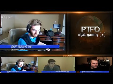 #PTFOEndofTheWorld Show w/ @Whiteboy7thst  @Elgatogaming Giveaway!!