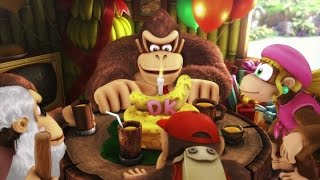 Donkey Kong Country Tropical Freeze - 100% Walkthrough - Parte 01 di 33