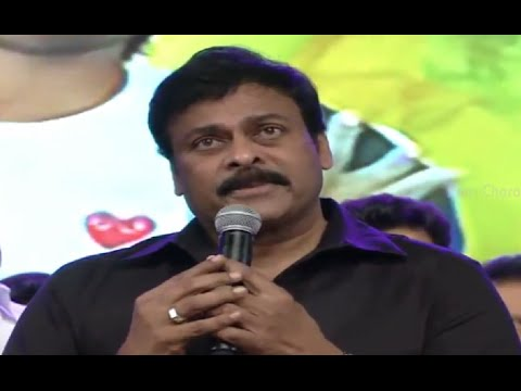 Mega Star Chiranjeevi Speech @ Govindudu Andarivadele Audio Launch