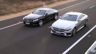 Mercedes Classe S Coupé MY 2014, video trailer ufficiale