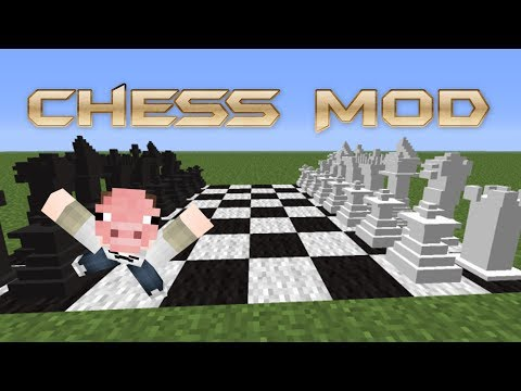 Chess Mod 1.6.4 Spotlight | Thanks so much for 300 Subscribers | Special News!