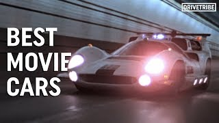 Top 10 fictional movie cars of all time